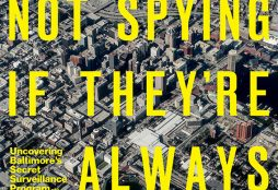 Surveillance Bloomberg Businessweek cover