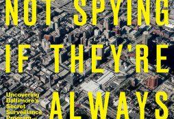 Surveillance Bloomberg Businessweek cover