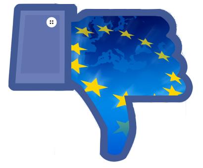 Euro dislike