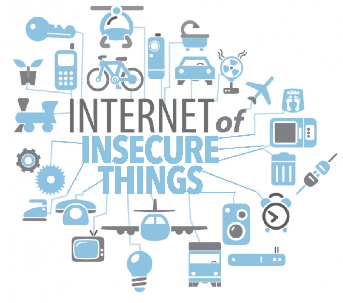 The Internet of Insecure Things