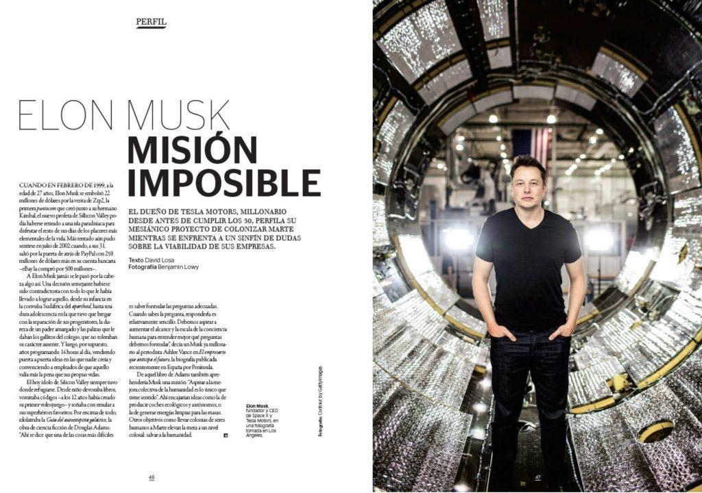 Elon Musk: misión imposible - El Confidencial