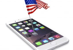 iPhone made in America