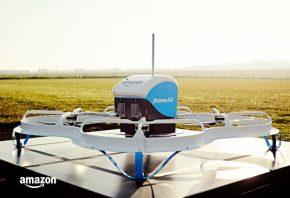 Amazon Prime Air - Private trial Dec 2016