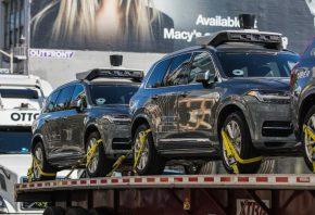 Uber self-driving car transportation (IMAGE: Uber)