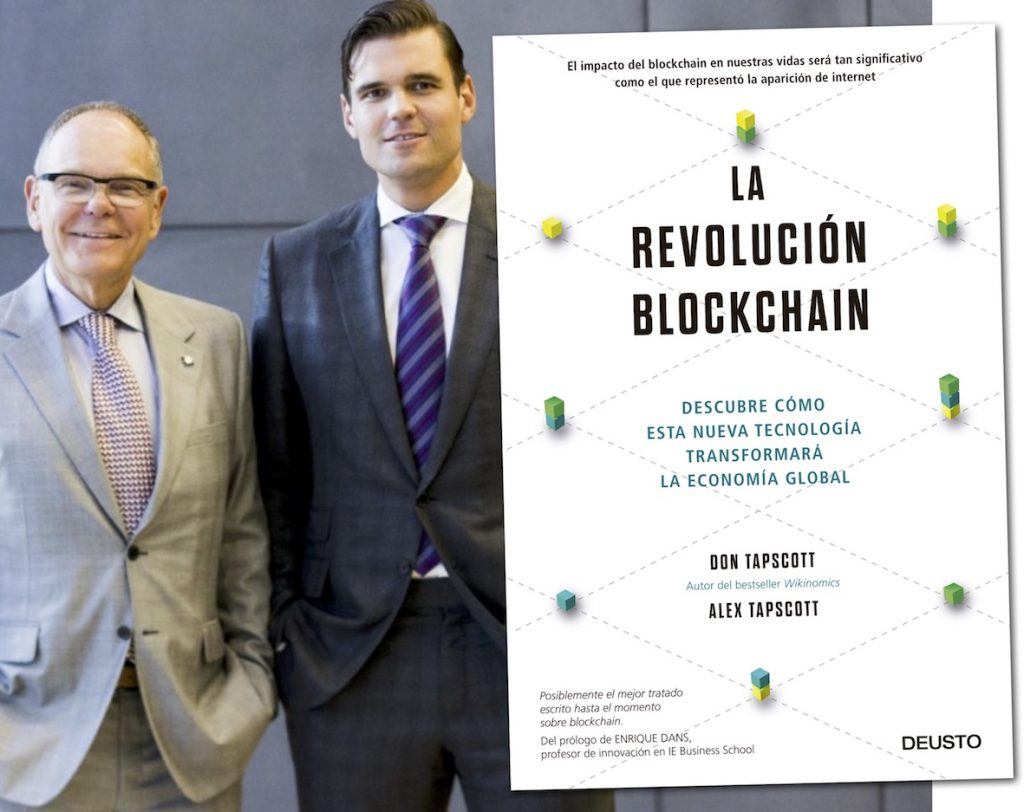 La revolución blockchain - Don and Alex Tapscott