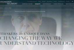 Letters to the CEO - Enrique Dans