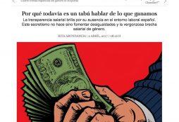 Salarios y transparencia - El Pais