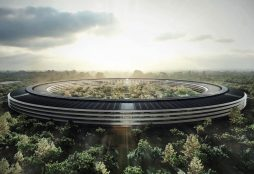Apple Campus (IMAGE: Foster + Partners, ARUP, Kier + Wright, OLIN, Apple)