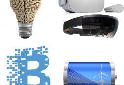 AI, AR/VR, Blockchain, Enernet
