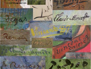 Signatures (IMAGE: EDans)