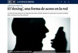 El 'doxing', una forma de acoso en la red - La Vanguardia