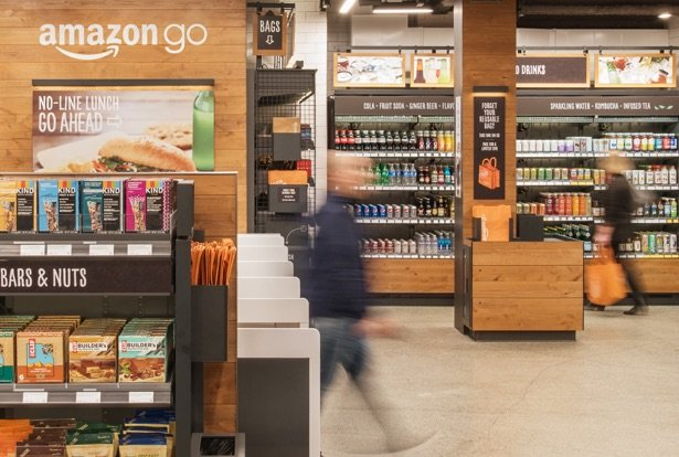 La apertura al público de Amazon Go
