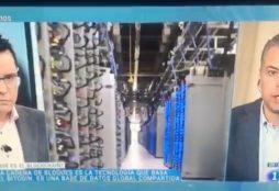 Blockchain en Los Desayunos de RTVE