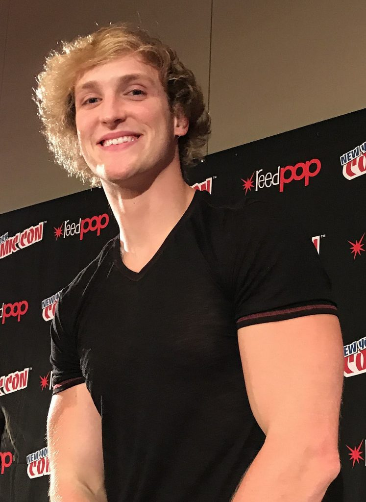 Logan Paul (IMAGE: © Luigi Novi / Wikimedia Commons)