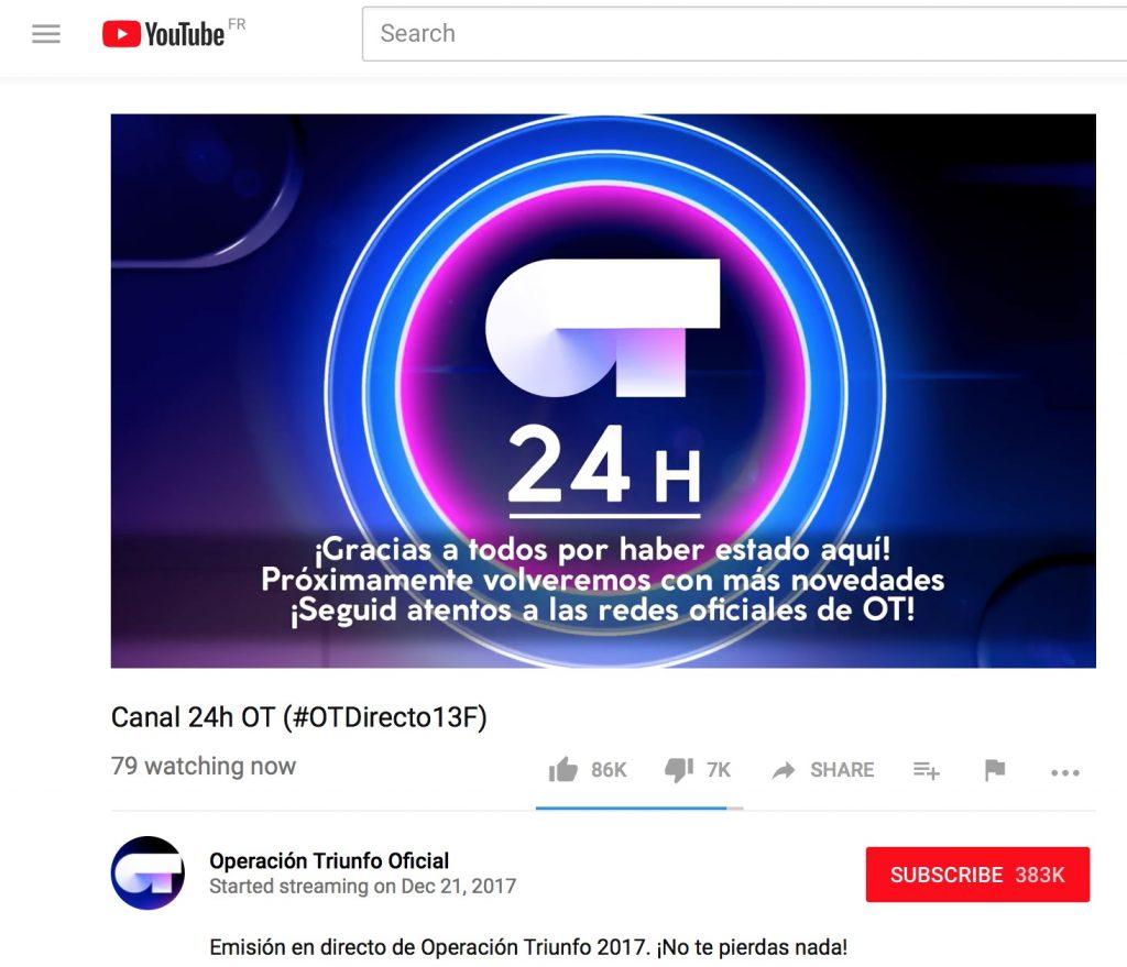 Canal 24h OT - YouTube