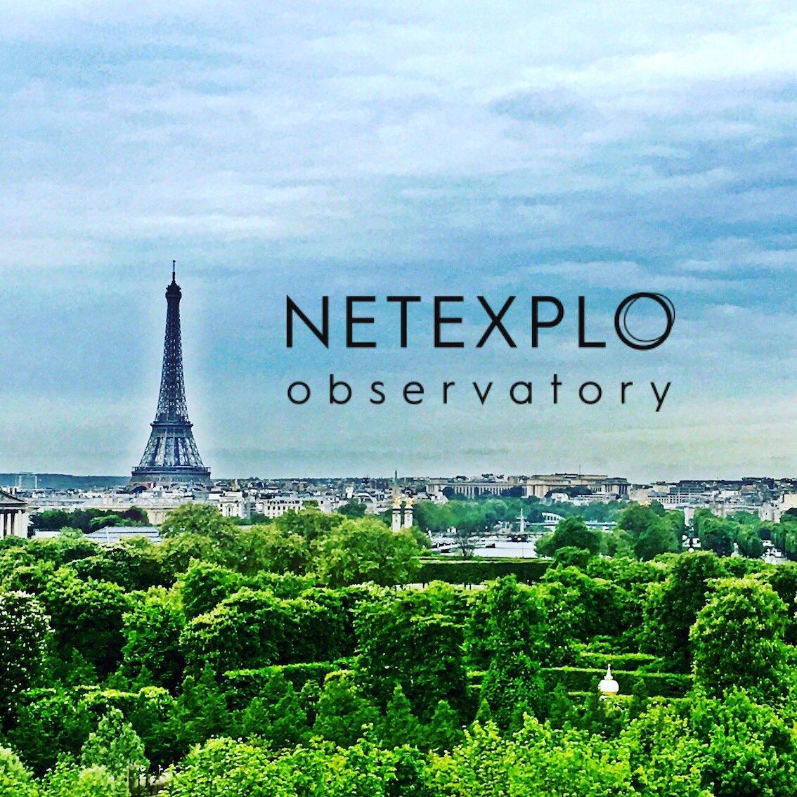 En Netexplo 2018…