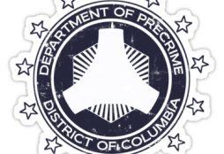 Precrime Department