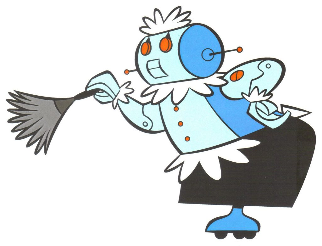 Rosie the Robot - The Jetsons (©Hanna-Barbera)