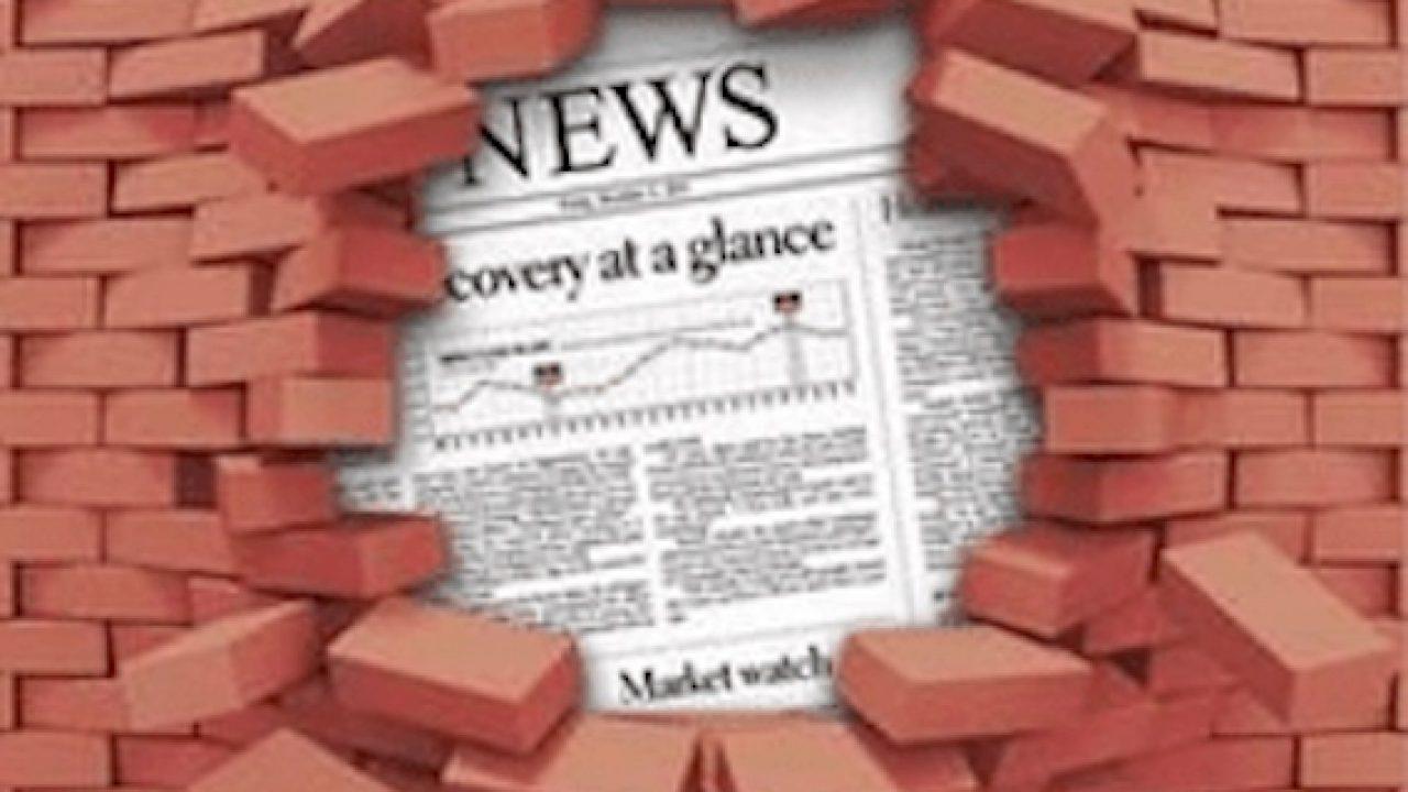 Periodismo en la web y muros de pago » Enrique Dans