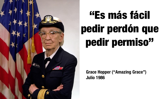 IMAGE: Grace Hopper (Public Domain)