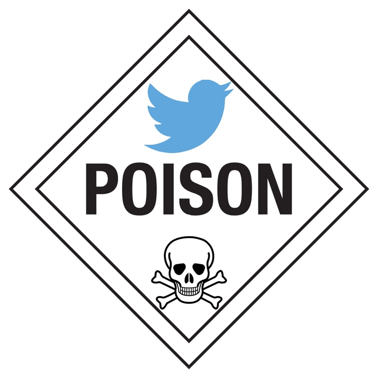 Twitter toxic