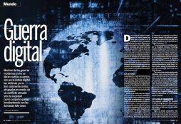 Guerra digital - Cambio