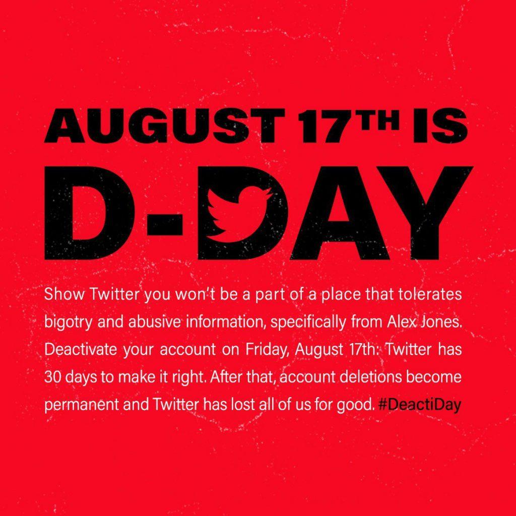 #DeactiDay