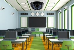 Monitored classroom