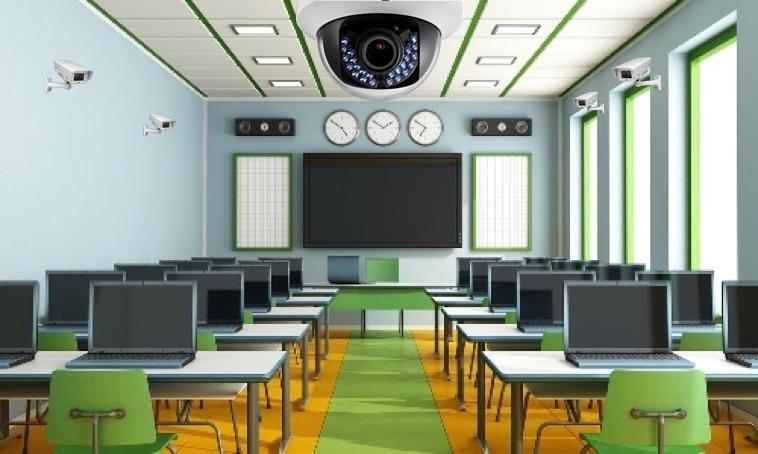 CCTV classroom