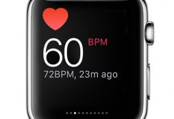 Heart rate in Apple Watch