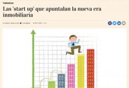Las 'start up' que apuntalan la nueva era inmobiliaria - Expansion