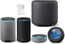 Amazon Echo product line