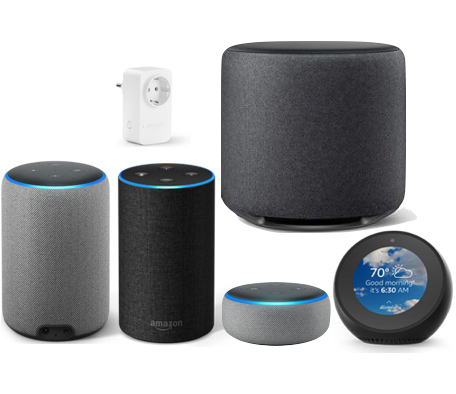 Amazon Echo product line