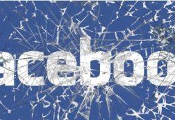 Facebook broken