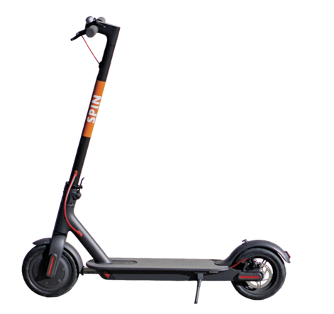 IMAGE: Spin scooter