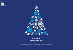 Happy holidays 2018 - IE University