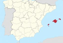 IMAGE: Balearic islands map (Wikimedia Commons)