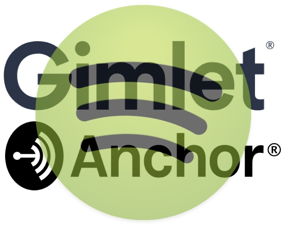 Gimlet - Anchor - Spotify
