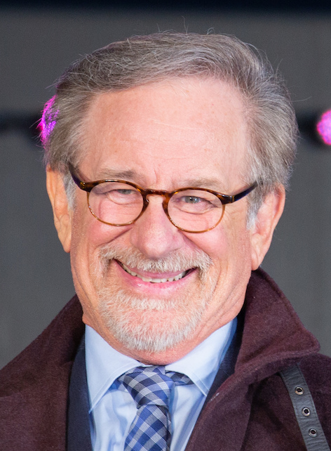 IMAGE: Steven Spielberg (2018) - by Dick Thomas Johnson (CC BY)