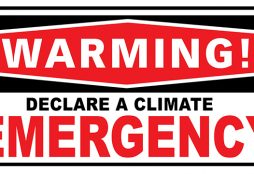 Warming: declare a climate emergency