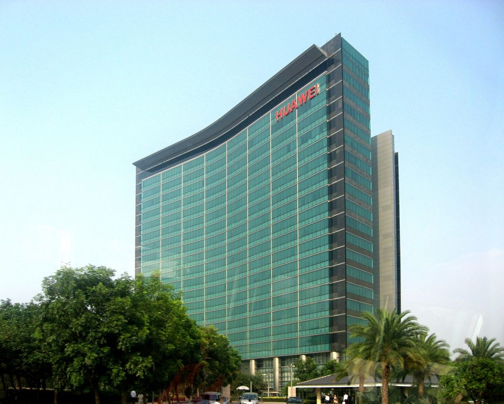 IMAGE: Huawei HQ (Public Domain)