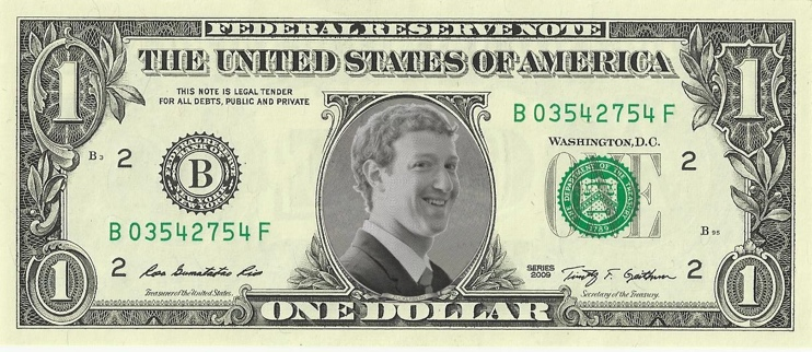 IMAGE: Zuckerdollar