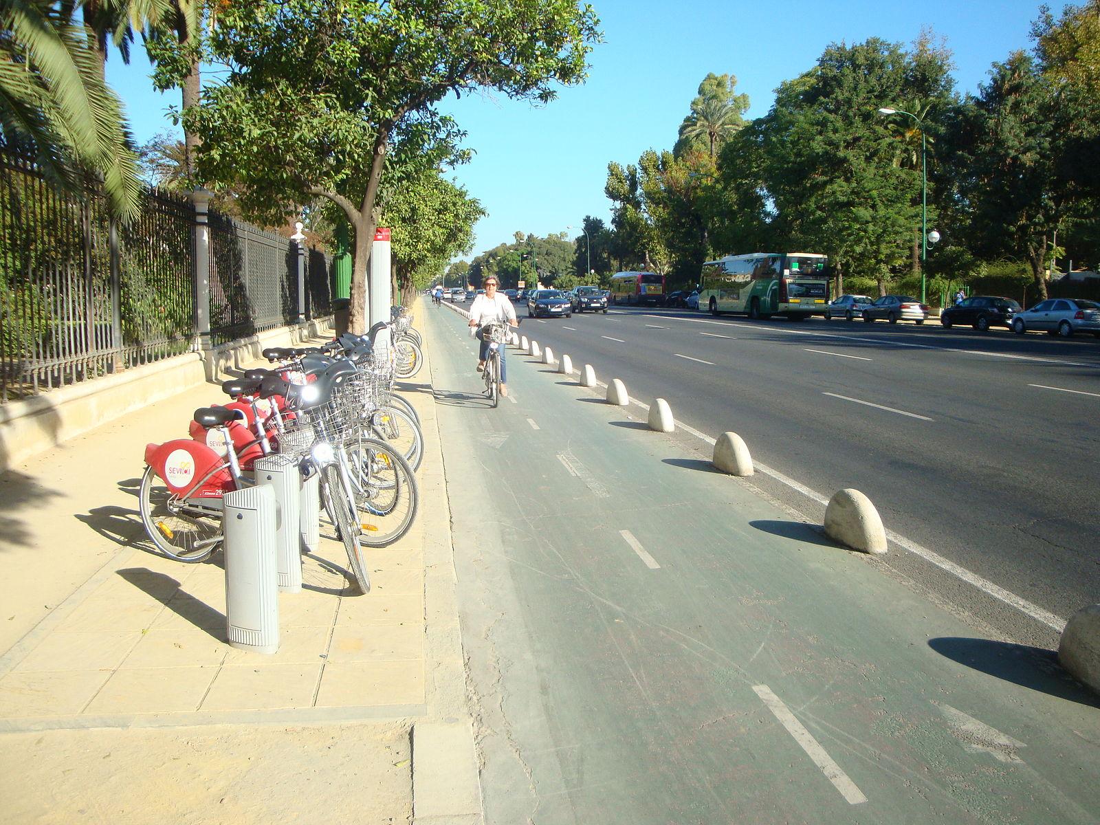 Sobre bicicletas, aparcamiento y ciudades del futuro