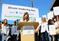 IMAGE: Amazon Employees for Climate Justice