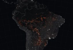 IMAGE: Amazon fires 2019 - NASA (CC0)