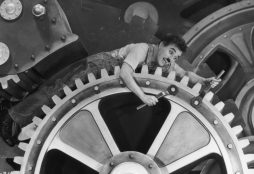 IMAGE: Modern Times - Charles Chaplin