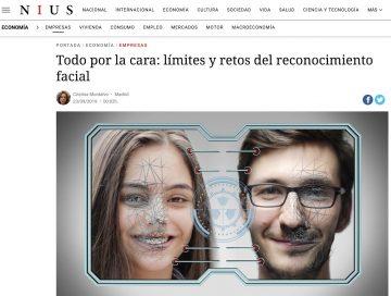 Todo por la cara: límites y retos del reconocimiento facial - Nius