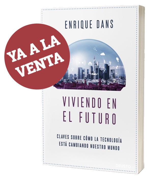 Cubierta de Viviendo el Futuro