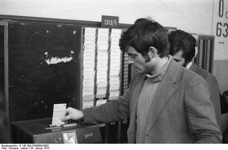 IMAGE: Lothar Schaack - Deutsches Bundesarchiv (CC BY SA)