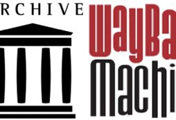 IMAGE: The Internet Archive Wayback Machine